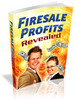Thumbnail Firesale Profits Revealed - Making Money Quick