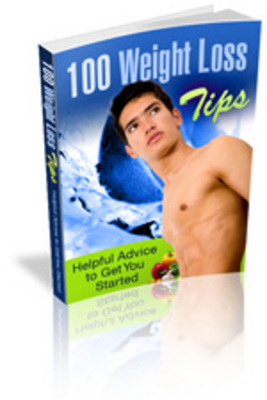 Product picture 100 Weight Loss Tips - Healthy Living