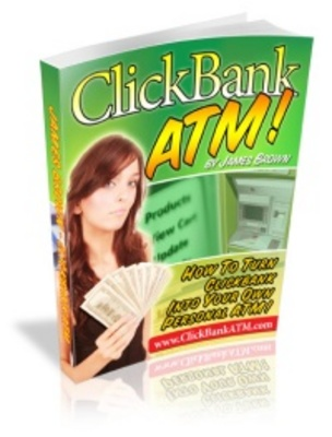 Product picture Click Bank ATM - Earn Money Thru Internet