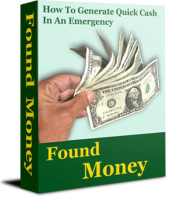 Product picture Emergency Money - Make Money Online Quickly & Easily