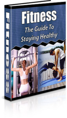Product picture How To Get Fit The Right Way - Fitness Guide