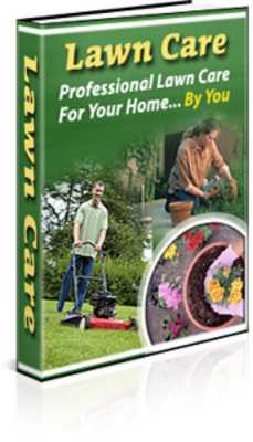 Product picture The Secret To A Great Lawn - Lawn Care How To