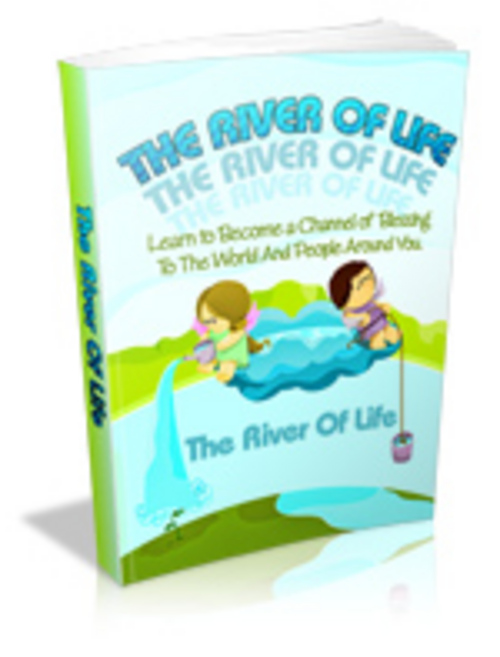 Product picture The River Of Life