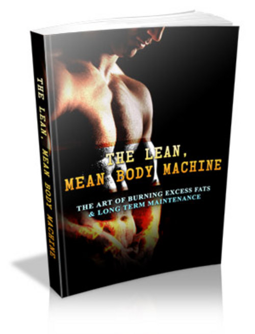 Product picture Lean Mean Body Machine